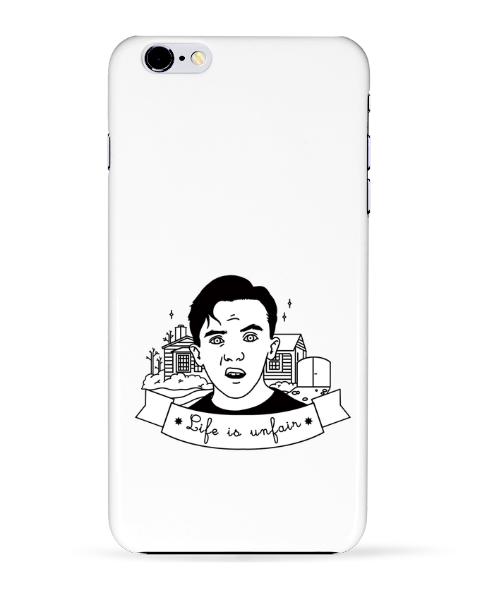 Carcasa Iphone 6+ Malcolm in the middle de tattooanshort