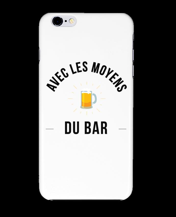Carcasa Iphone 6+ Avec les moyens du bar de Ruuud