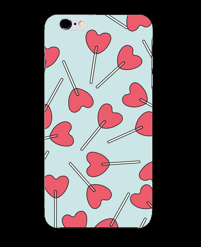 Carcasa Iphone 6+ Sucettes coeur de tunetoo