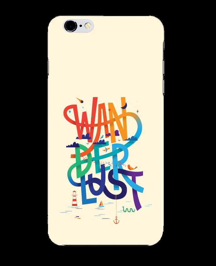 Carcasa Iphone 6+ WanderLust de chriswharton