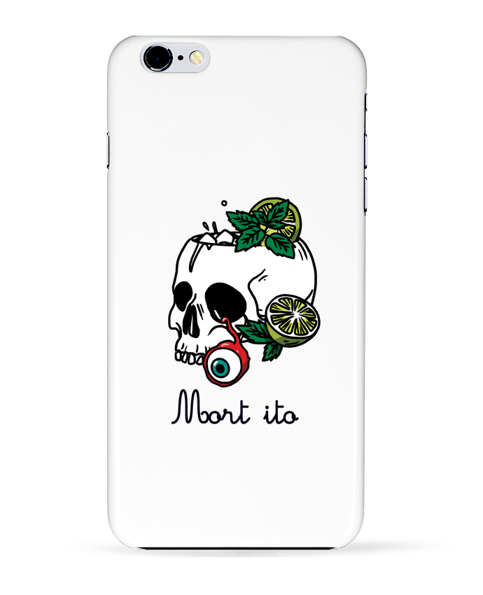 Carcasa Iphone 6+ Mort ito de tattooanshort