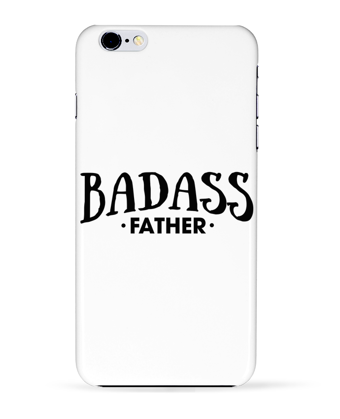 Carcasa Iphone 6+ Badass Father de tunetoo