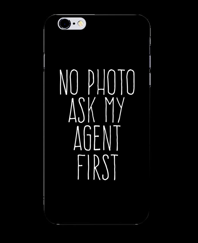 Carcasa Iphone 6+ No photo ask my agent de justsayin