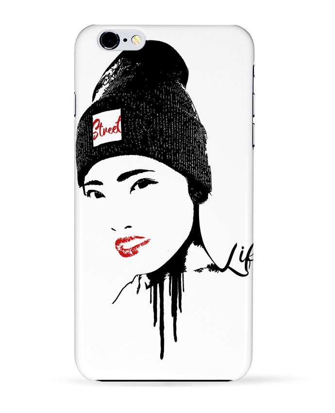 Carcasa Iphone 6+ Geisha de Graff4Art