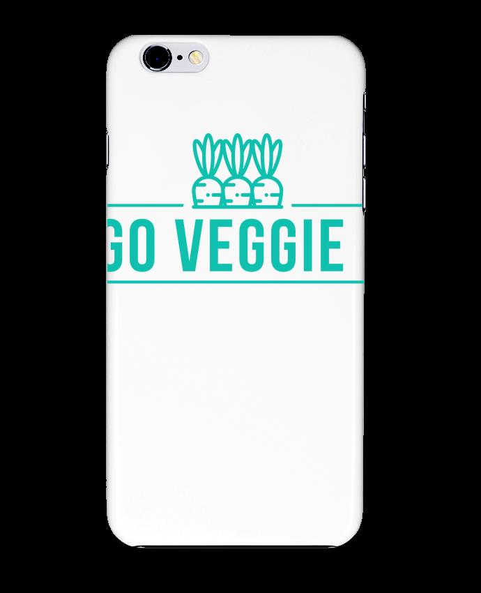 Carcasa Iphone 6+ Go veggie ! de Folie douce