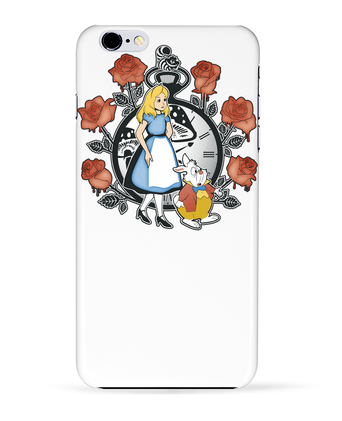 Carcasa Iphone 6+ Time for Wonderland de Kempo24