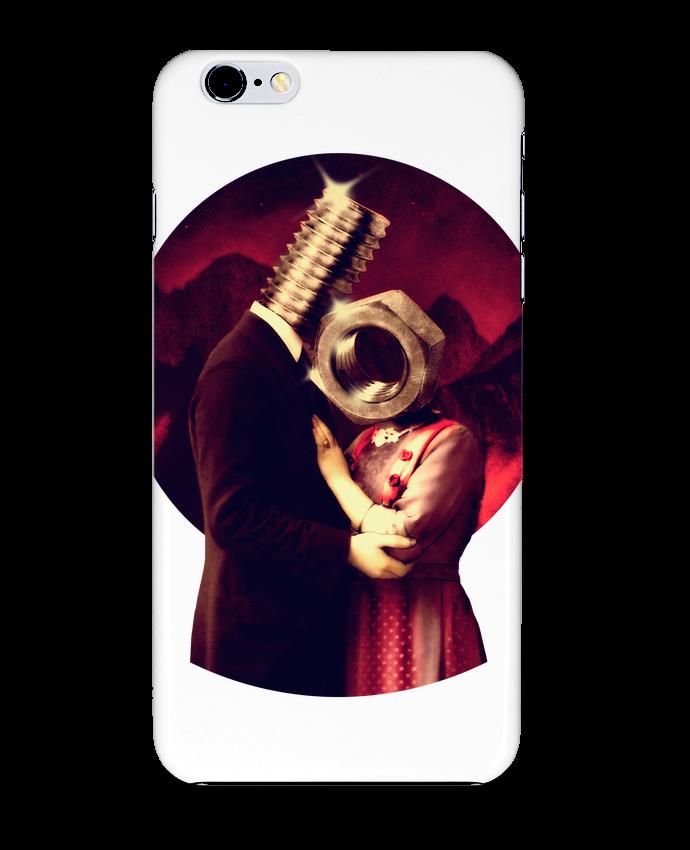 Carcasa Iphone 6+ Screw Love de ali_gulec