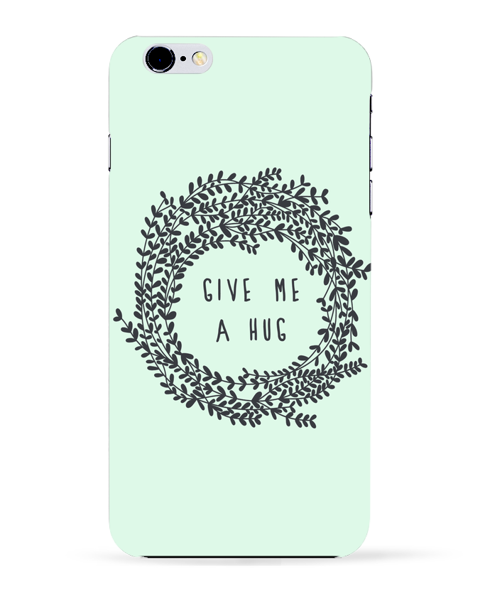 Carcasa Iphone 6+ Give me a hug de Les Caprices de Filles