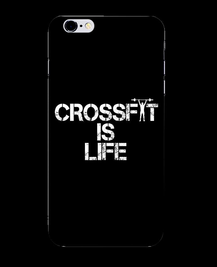 Carcasa Iphone 6+ Crossfit is life de tunetoo