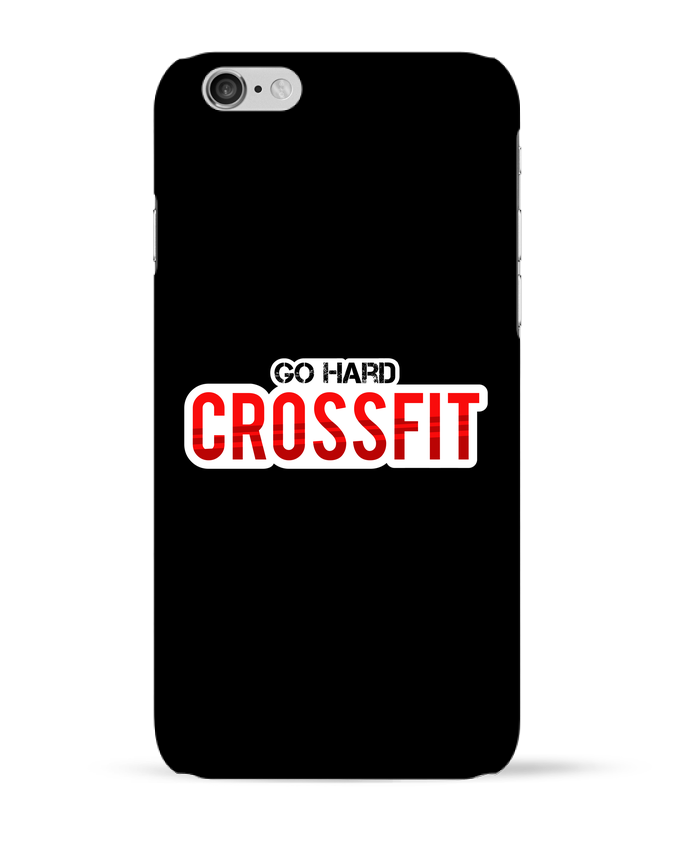 Carcasa  Iphone 6 Keep going ! Crossfit por tunetoo