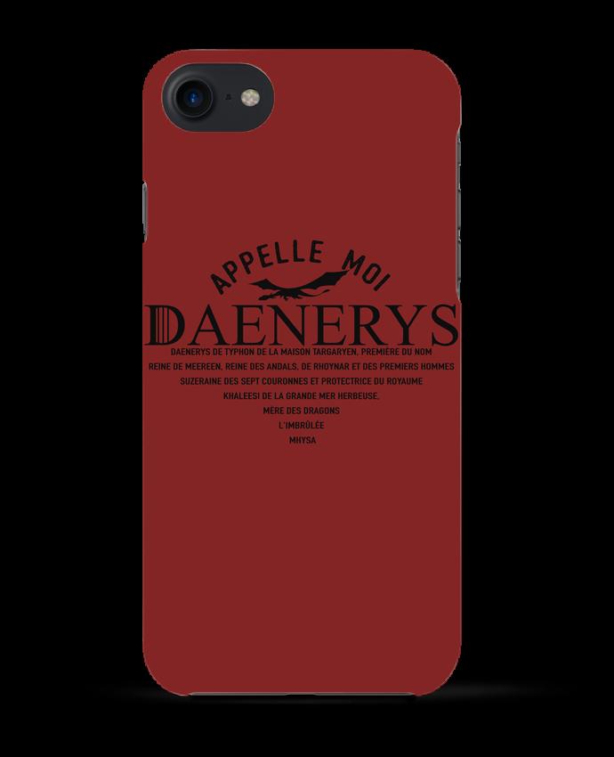 Carcasa Iphone 7 Appelle moi Daenerys de tunetoo
