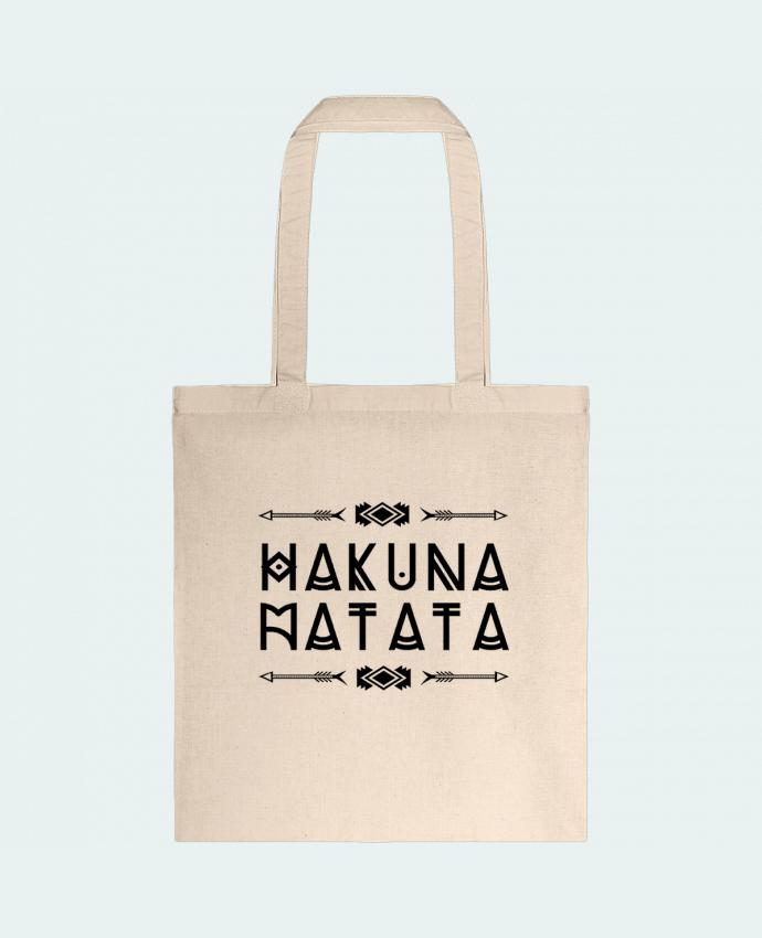 Bolsa de Tela de Algodón hakuna matata por DesignMe
