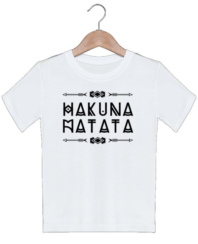 T-shirt garçon motif hakuna matata DesignMe