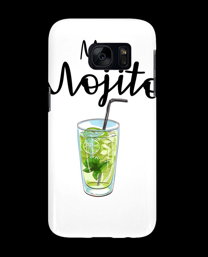 Carcasa Samsung Galaxy S7 Miss Mojito por FRENCHUP-MAYO