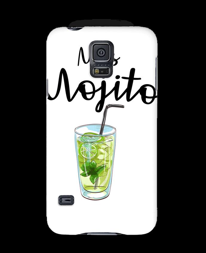 Carcasa Samsung Galaxy S5 Miss Mojito por FRENCHUP-MAYO