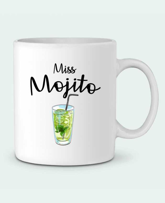Taza Cerámica Miss Mojito por FRENCHUP-MAYO