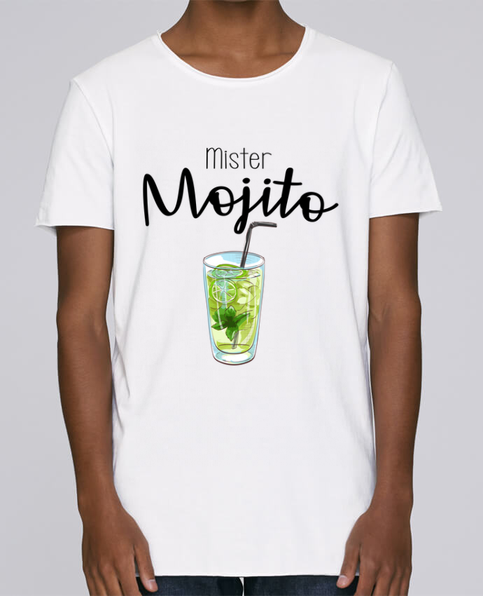 Camiseta Hombre Tallas Grandes Stanly Skates Mister mojito por FRENCHUP-MAYO