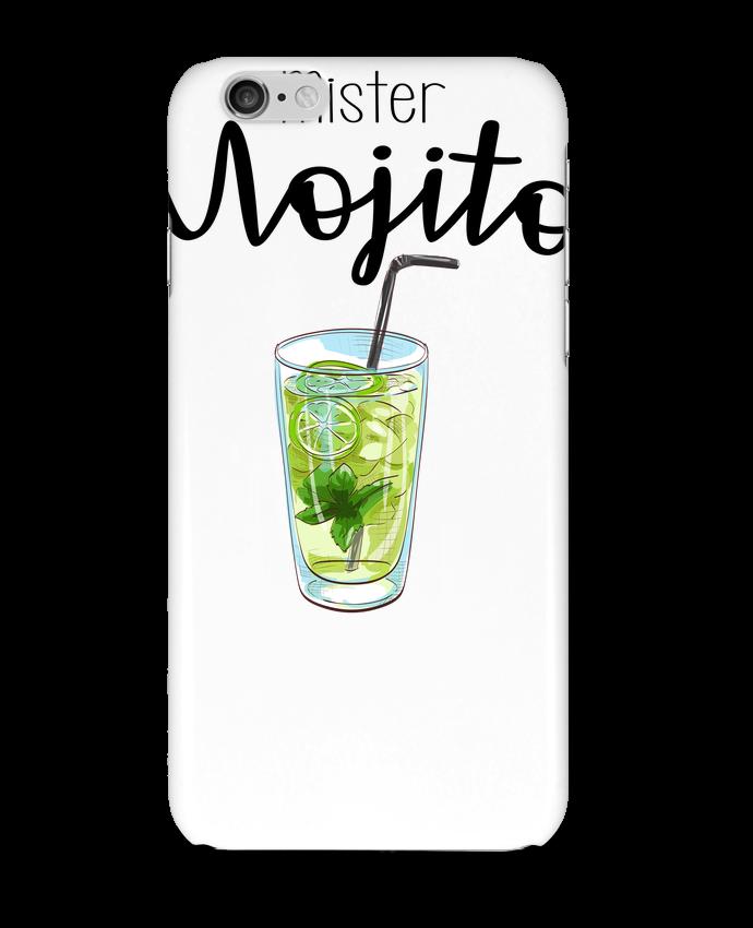 Carcasa  Iphone 6 Mister mojito por FRENCHUP-MAYO