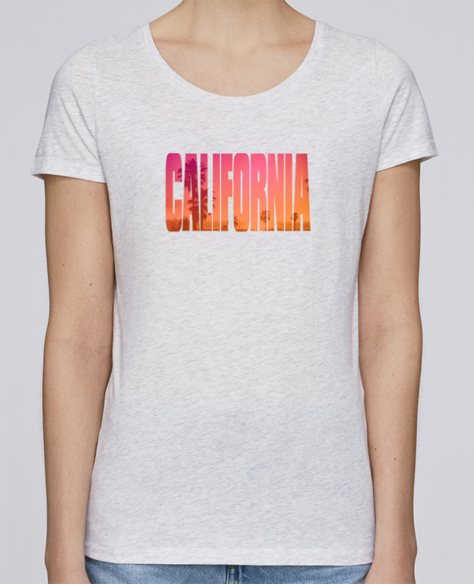 Camiseta Mujer Stellla Loves California por justsayin