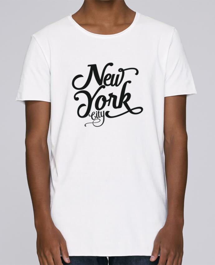 Camiseta Hombre Tallas Grandes Stanly Skates New York City por justsayin