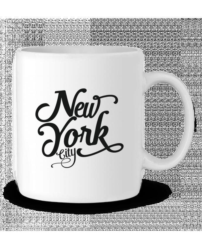 Taza Cerámica New York City por justsayin