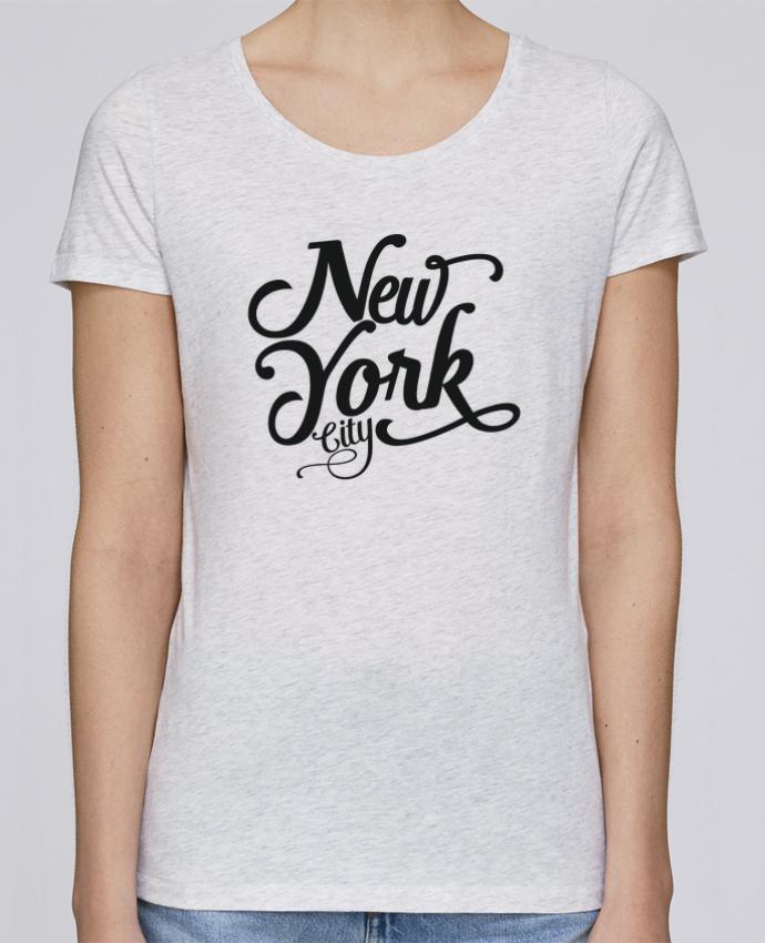 Camiseta Mujer Stellla Loves New York City por justsayin