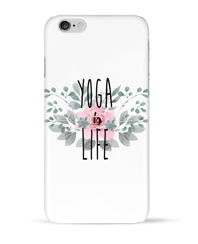 Carcasa  Iphone 6 Yoga is life por tunetoo