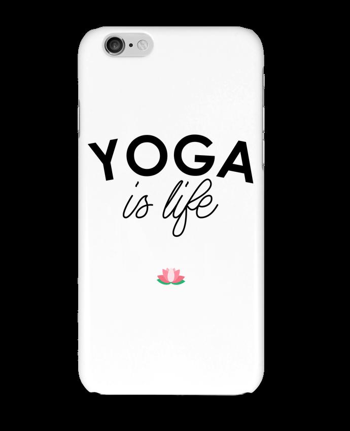 Carcasa  Iphone 6 Yoga is life por tunetoo