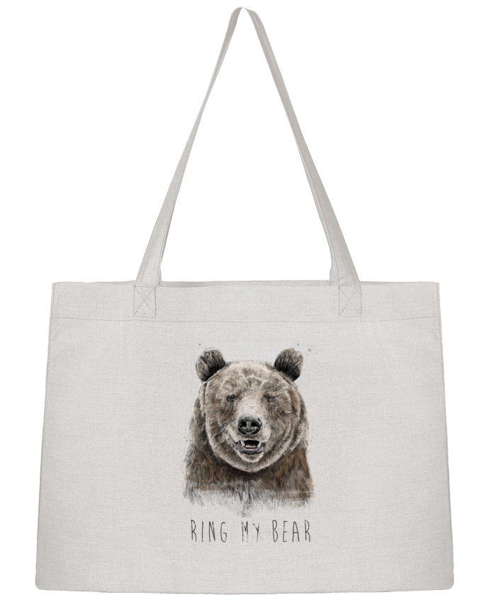 Bolsa de Tela Stanley Stella Ring my bear por Balàzs Solti