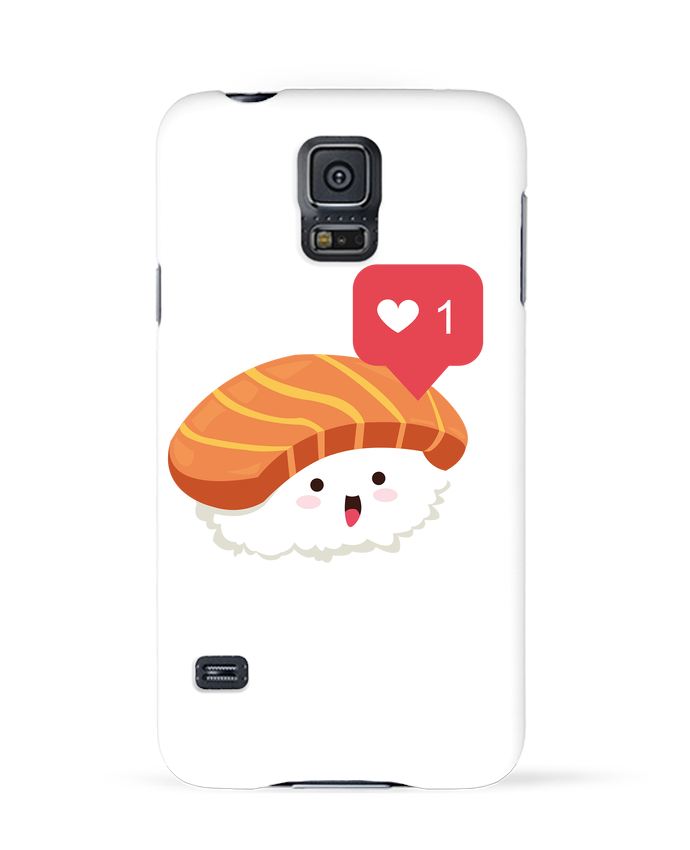 Carcasa Samsung Galaxy S5 Sushis like por Nana