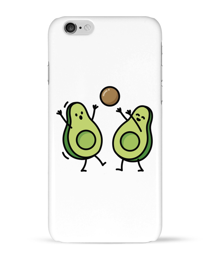 Carcasa  Iphone 6 Avocado handball por LaundryFactory