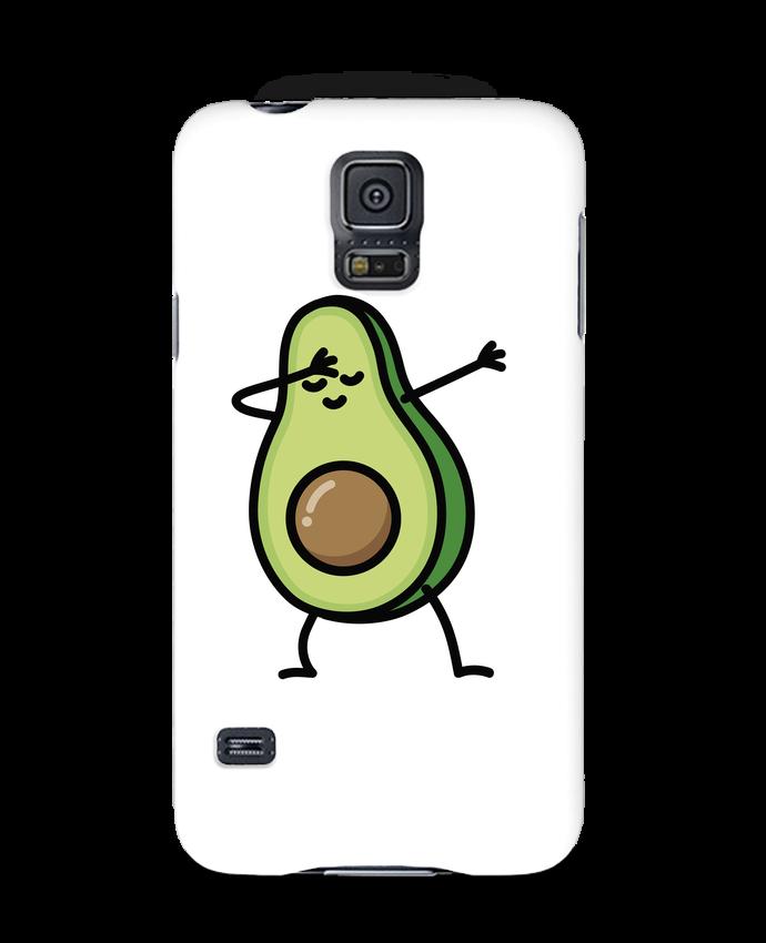 Carcasa Samsung Galaxy S5 Avocado dab por LaundryFactory