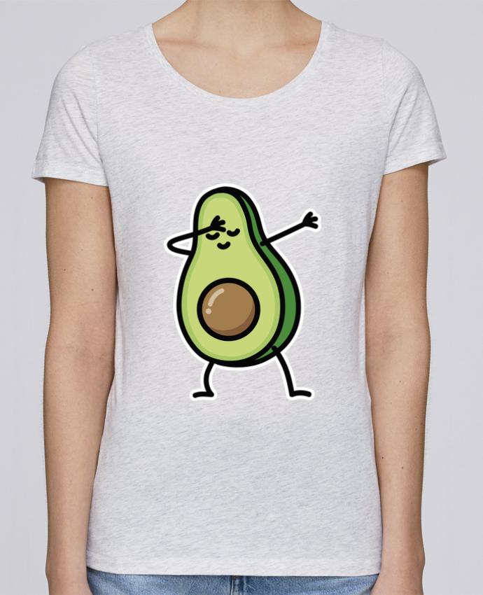 Camiseta Mujer Stellla Loves Avocado dab por LaundryFactory