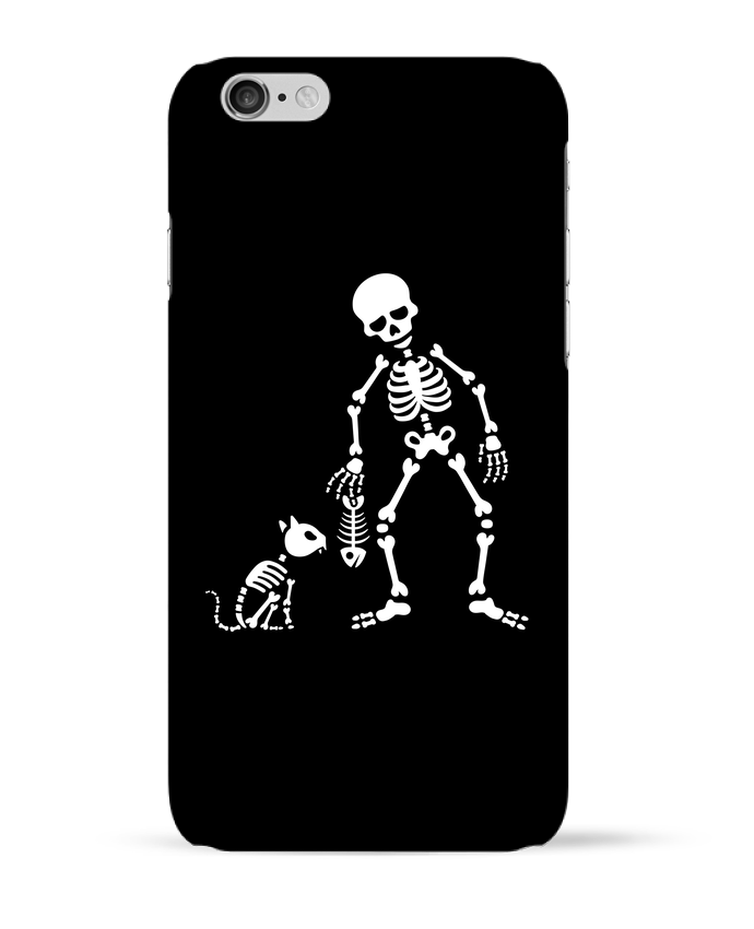 Carcasa  Iphone 6 Cats like fish por LaundryFactory