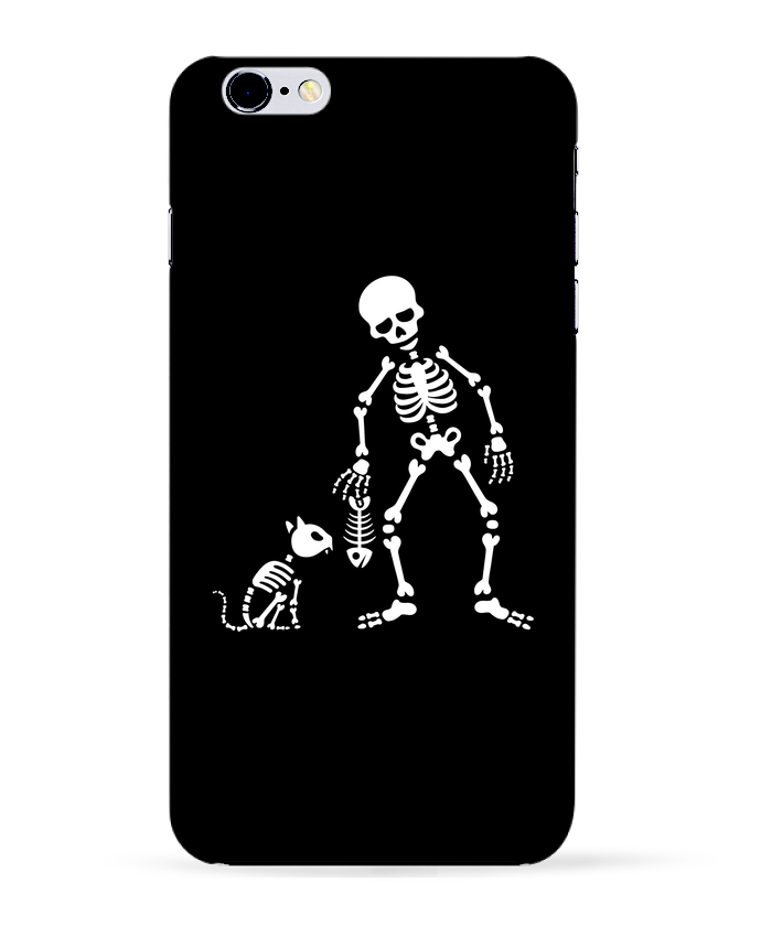 Carcasa Iphone 6+ Cats like fish de LaundryFactory