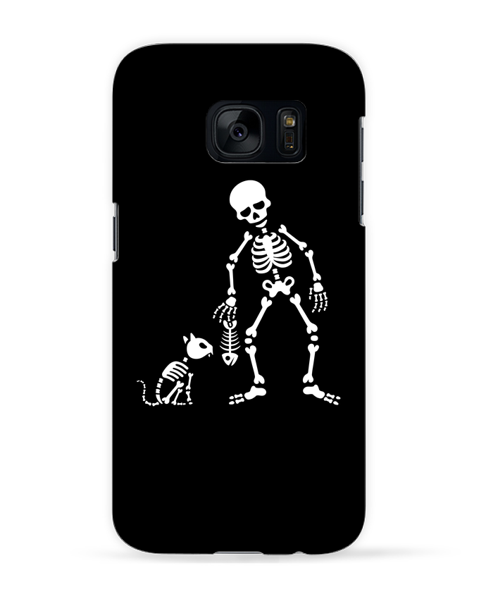 Carcasa Samsung Galaxy S7 Cats like fish por LaundryFactory