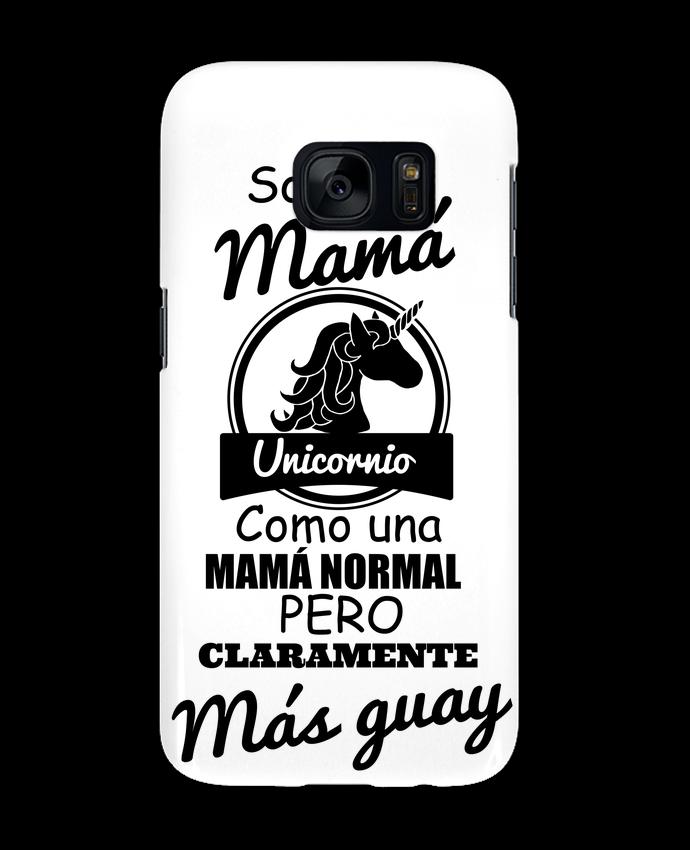 Carcasa Samsung Galaxy S7 Mamá unicornio por tunetoo