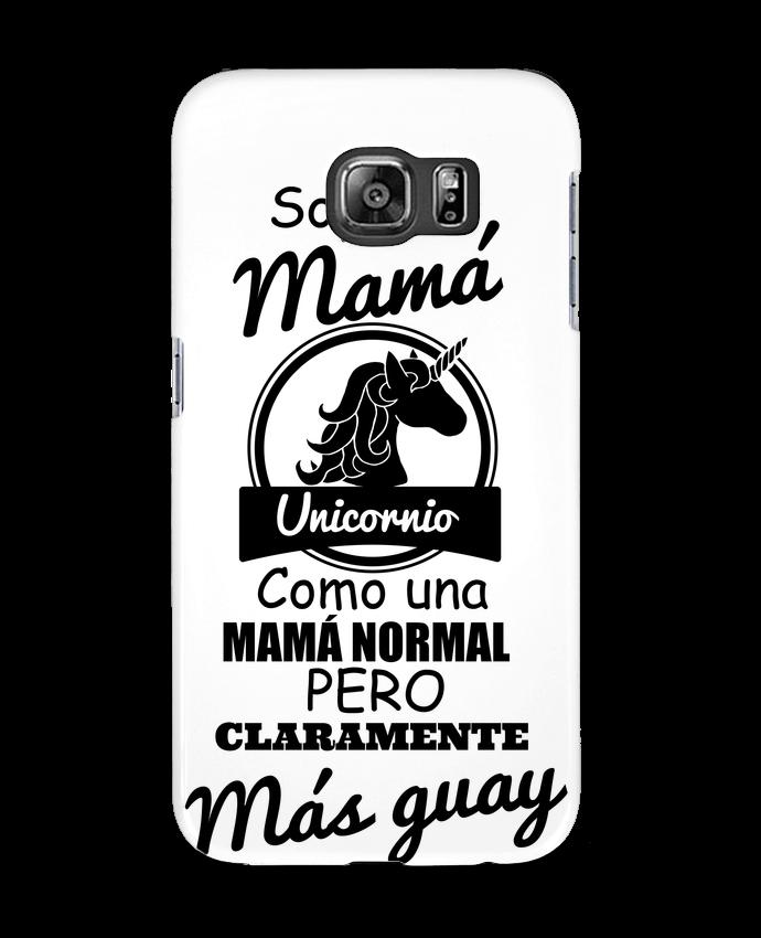 Carcasa Samsung Galaxy S6 Mamá unicornio - tunetoo