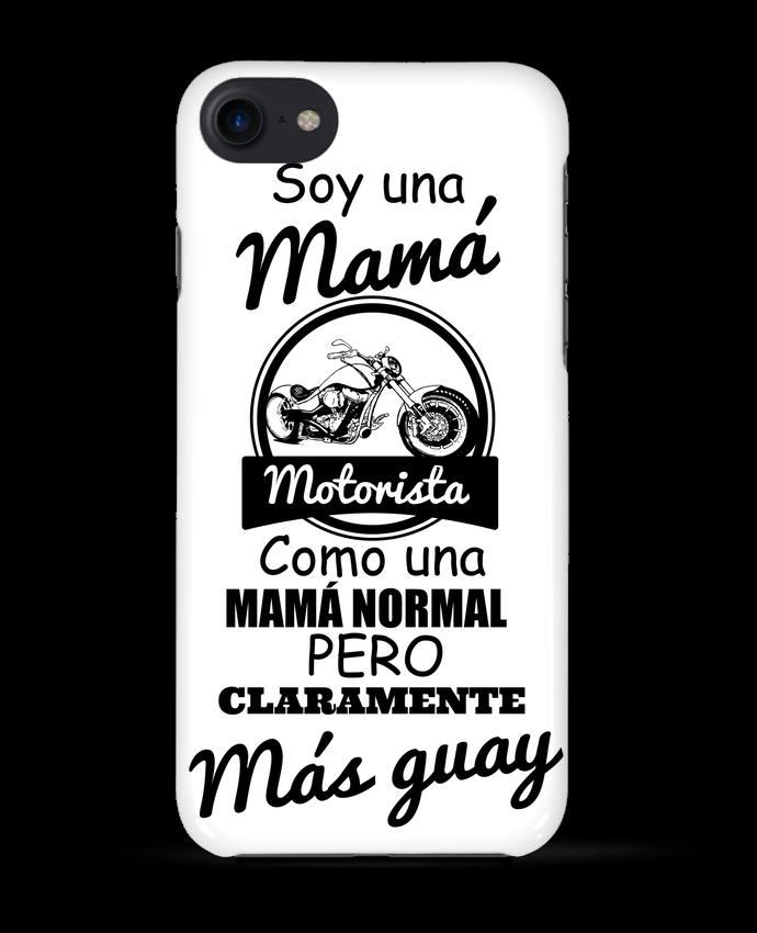 Carcasa Iphone 7 Mamá motorista de tunetoo