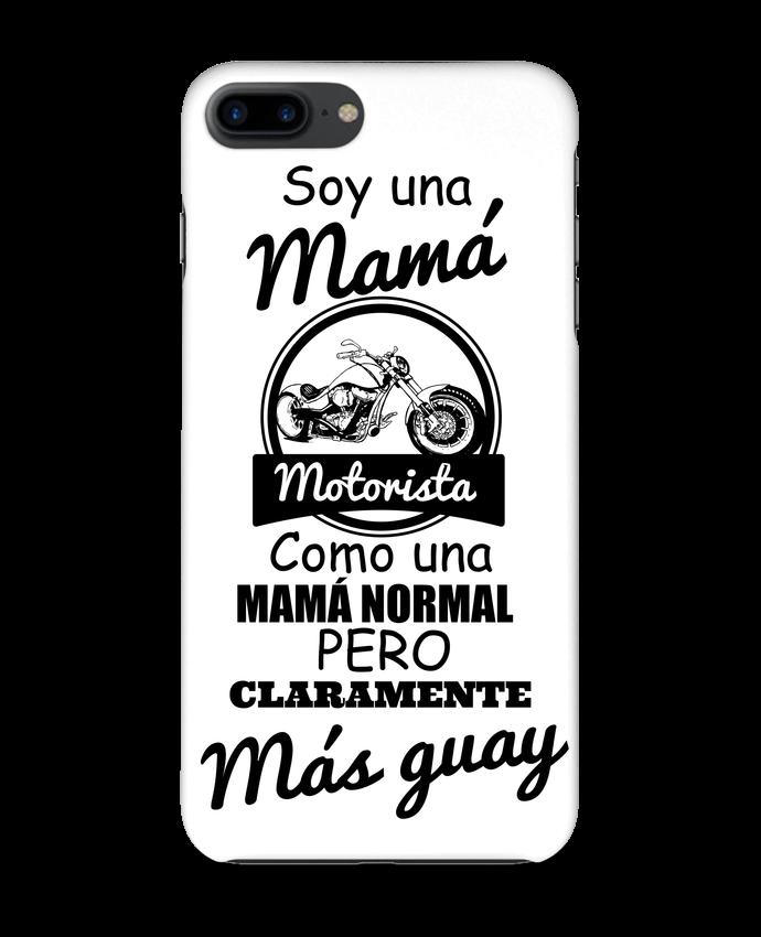 Carcasa Iphone 7+ Mamá motorista por tunetoo