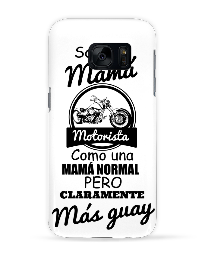Carcasa Samsung Galaxy S7 Mamá motorista por tunetoo