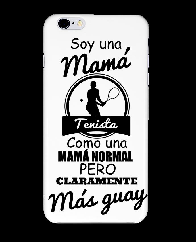 Carcasa Iphone 6+ Mamá tenista de tunetoo