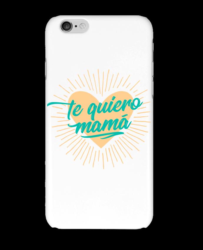 Carcasa  Iphone 6 te quiero mamá por tunetoo