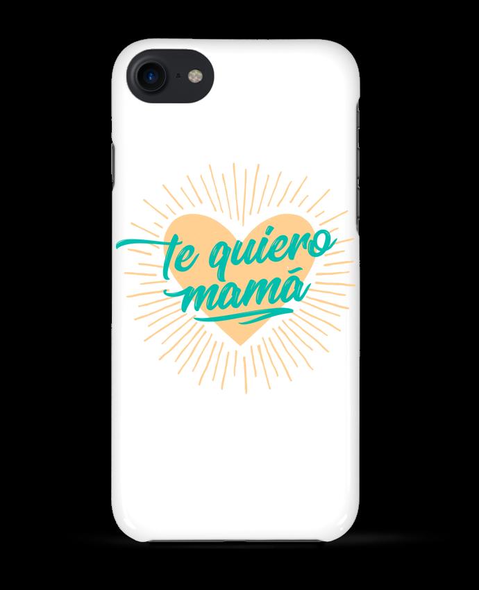 Carcasa Iphone 7 te quiero mamá de tunetoo
