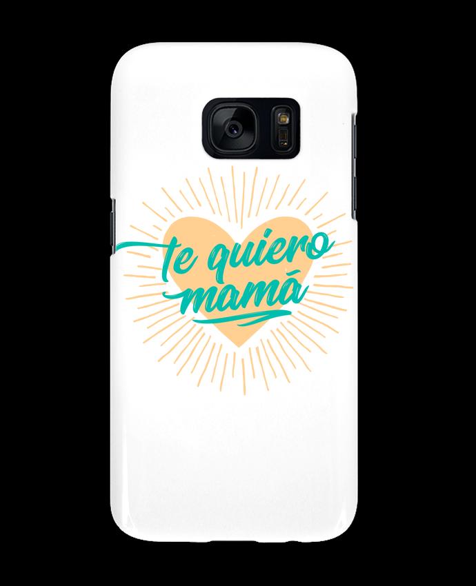Carcasa Samsung Galaxy S7 te quiero mamá por tunetoo