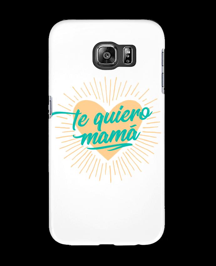 Carcasa Samsung Galaxy S6 te quiero mamá - tunetoo