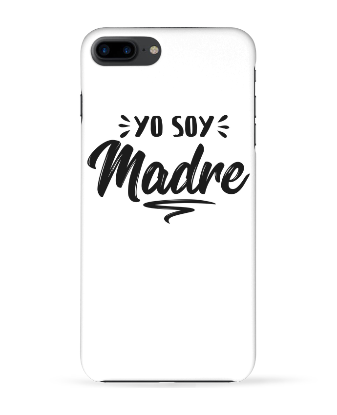 Carcasa Iphone 7+ Soy madre por tunetoo