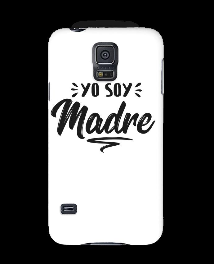 Carcasa Samsung Galaxy S5 Soy madre por tunetoo