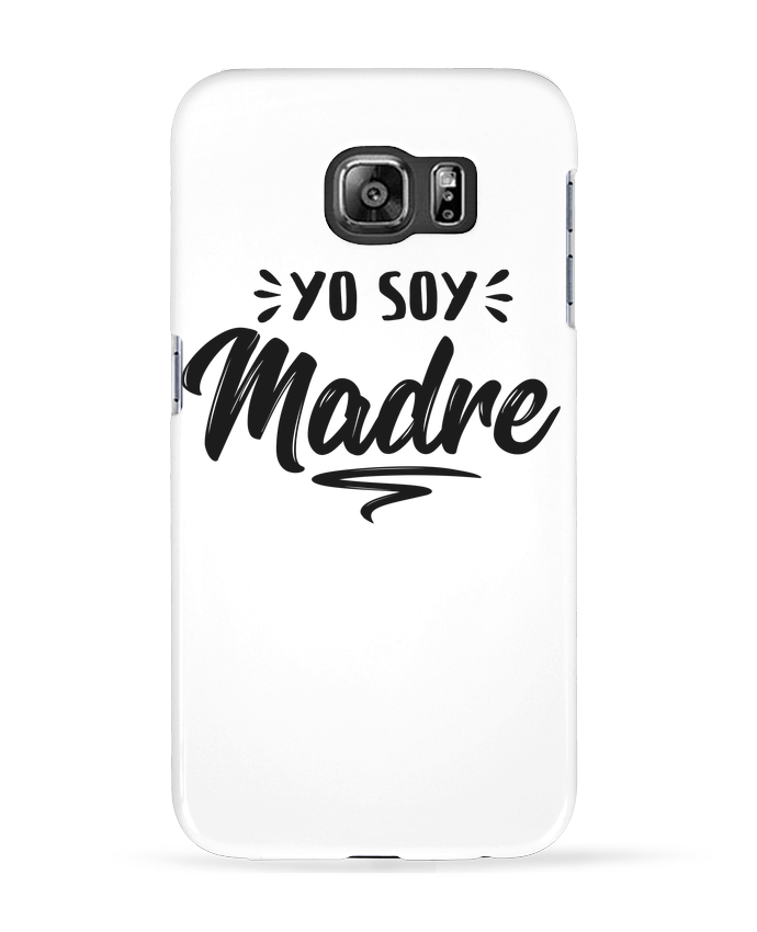 Carcasa Samsung Galaxy S6 Soy madre - tunetoo
