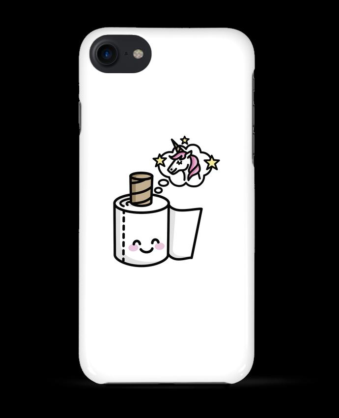 Carcasa Iphone 7 Unicorn Toilet Paper de LaundryFactory